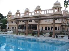 Ranakpur's Fateh Bagh Palace hotel