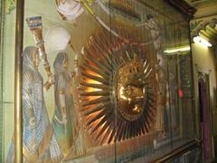 """Sun King""; Udaipur City Palace"