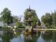 The serene Saheliyon-ki-Bari Garden