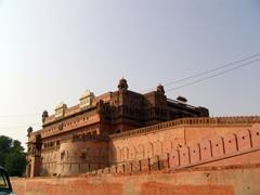 Bikaner's Junagadh Fort