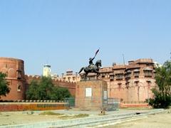 Bikaner's main attraction: Junagadh Fort