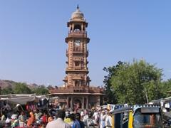 Hustle and bustle of Jodhpur's Sardar market