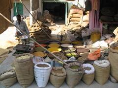 Spice market; Sardar market; Jodhpur