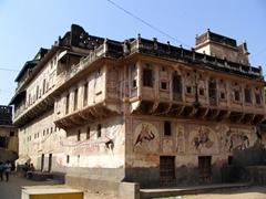 One of the Aath Havelis (8 Havelis); Nawalgarh