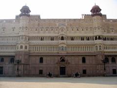 Main portal of the Bikaner Junagadh Fort