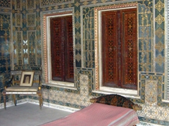 One of the rooms in Junagadh Fort; Bikaner