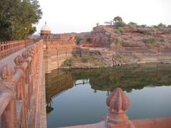 Bal Samand's man-made lake; Jodhpur