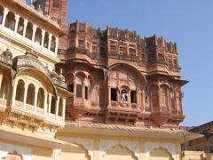 Meherangarh Fort; Jodhpur