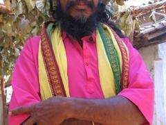 Wedding planner, Soura tribal man