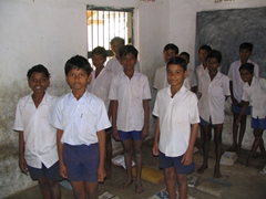 Kutia tribal children, Kotagarh