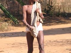 Dhuruba tribal male