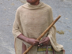 Dongariya Tribal male on his way to the market