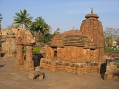 Torana arch at the Mukteswar temple