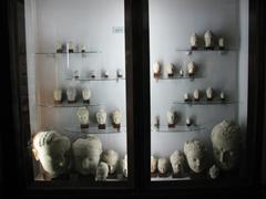 Buddhist displays, Taxila Museum