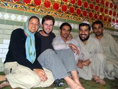 Befriending ex-Taliban fighters, Peshawar