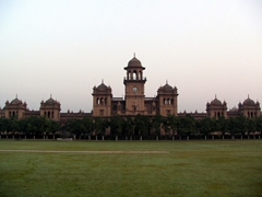The picturesque Islamia college, Peshawar