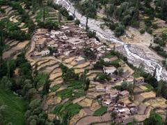View of Chakhchun Village