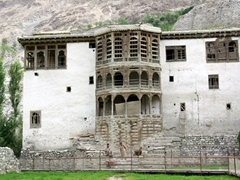 The Khaplu Fort is a handsome building that will look amazing once the ongoing renovations are complete