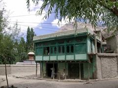 Keris is a quiet, peaceful village