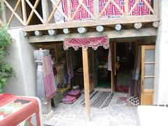 Souvenir shop; Shigar Fort