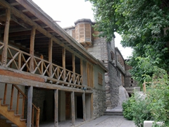 Shigar Fort is a gem...it keeps all of its traditional feel but has been updated to provide comfort for the modern day traveler
