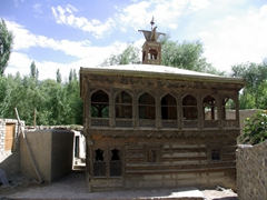 An old mosque (outside Shigar Fort)