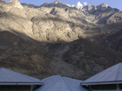 The PTDC Astak was our welcoming refuge that night