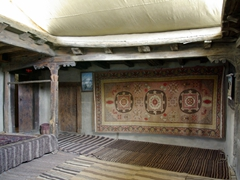 Reception room; Baltit Fort