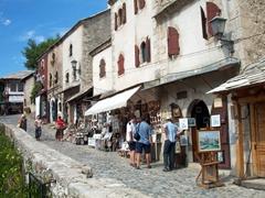 Mostar city center