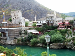 Scenic Mostar is Bosnia's biggest tourist draw card