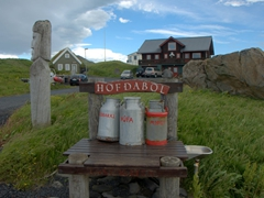 Farmhouse; Heimaey Island