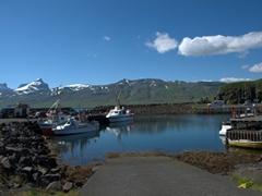 Borgarfjörður Eystri's harbor