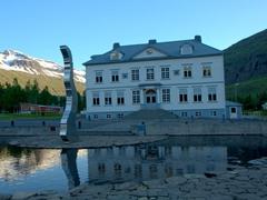 Seyðisfjörður town hall