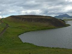 Skútustaðir pseudocraters; Mývatn
