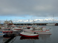 Ólafsfjörður Harbor