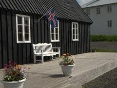 Cute cottage in Hofsós