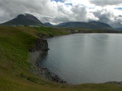 Hofsós coastal view