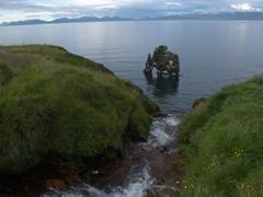 Hvíserkur monolith