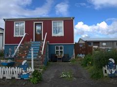 Smurf House; Hólmavík