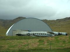 Aviation museum; Hnjótur