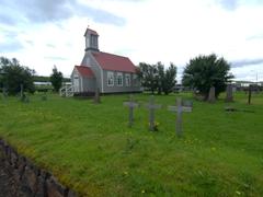 1887 church in Reykholt