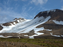 We were lucky to have a sunny day while we explored Kerlingarfjöll, located in the interior central highlands