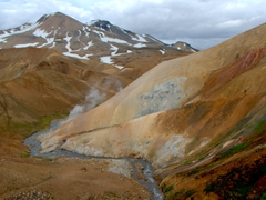 The magnificent combination of colors at Kerlingarfjöll are forever etched in our memory. This was our favorite day in Iceland so far!