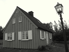 "The Árbæjarsafn Open Air Museum was created in 1957, in an effort to preserve ""old Reykjavik"" for future generations"
