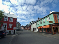 Compact Reykjavik is an easy city to explore by foot