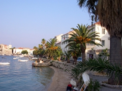 Korcula waterfront