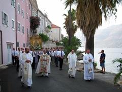 Religious ceremony, Korcula