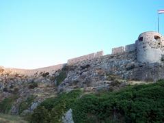 Hilltop castle, Senj