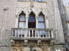 Palace window, Split