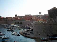 City walls, Dubrovnik, Pearl of the Adriatic